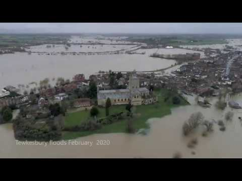 Aerial Video Worcester & Worcestershire