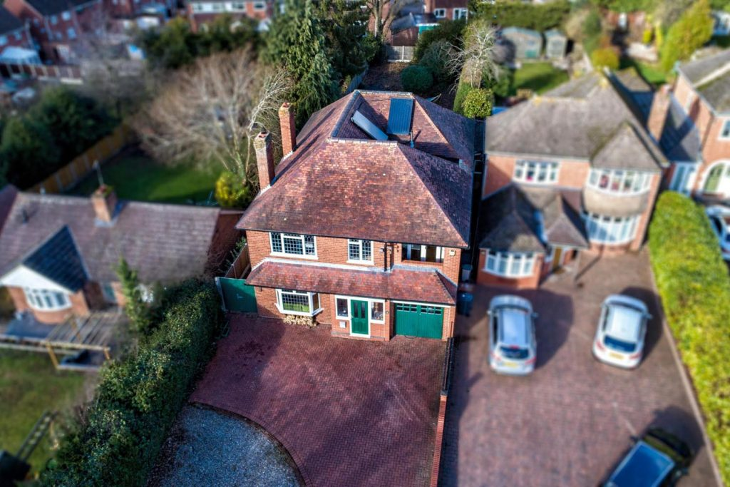 Aerial Photography Worcester & Worcestershire