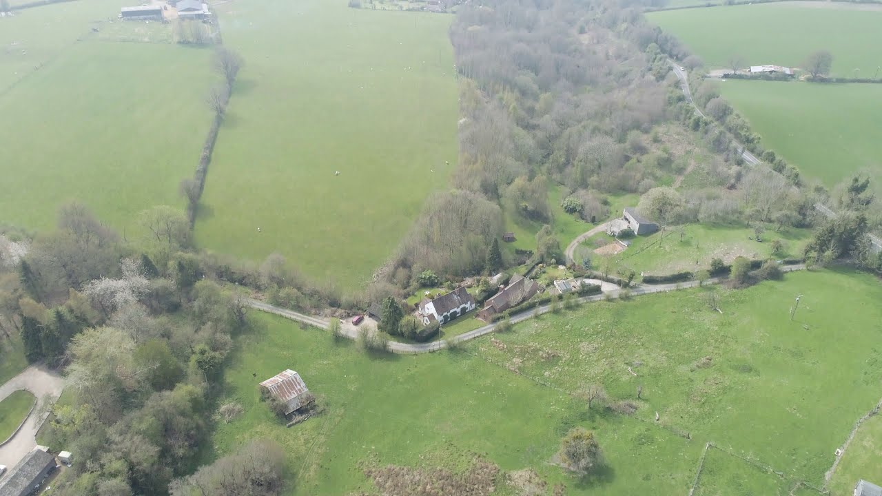 Aerial Video Property for Sale Worcestershire