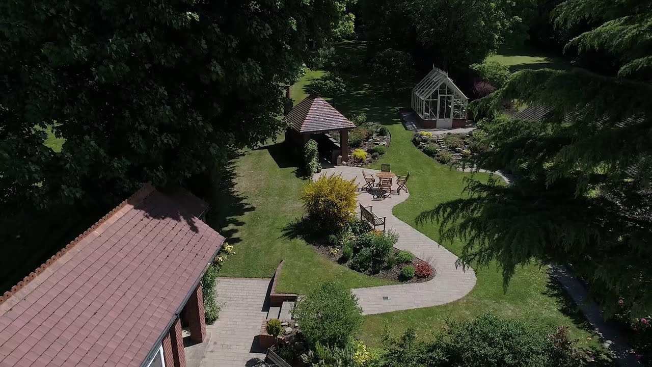 Aerial Video Property for Sale Arden Estate Agents Worcestershire